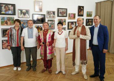 Міжнародна фотовиставка «Кольори Індії»