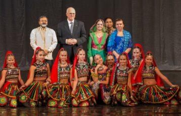 ХVІІІ Всеукраїнський фестиваль індійського танцю